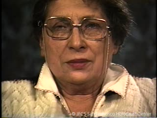3691043ea948 Oral history interview with Sophia Aronovna Vardy - Collections Search -  United States Holocaust Memorial Museum